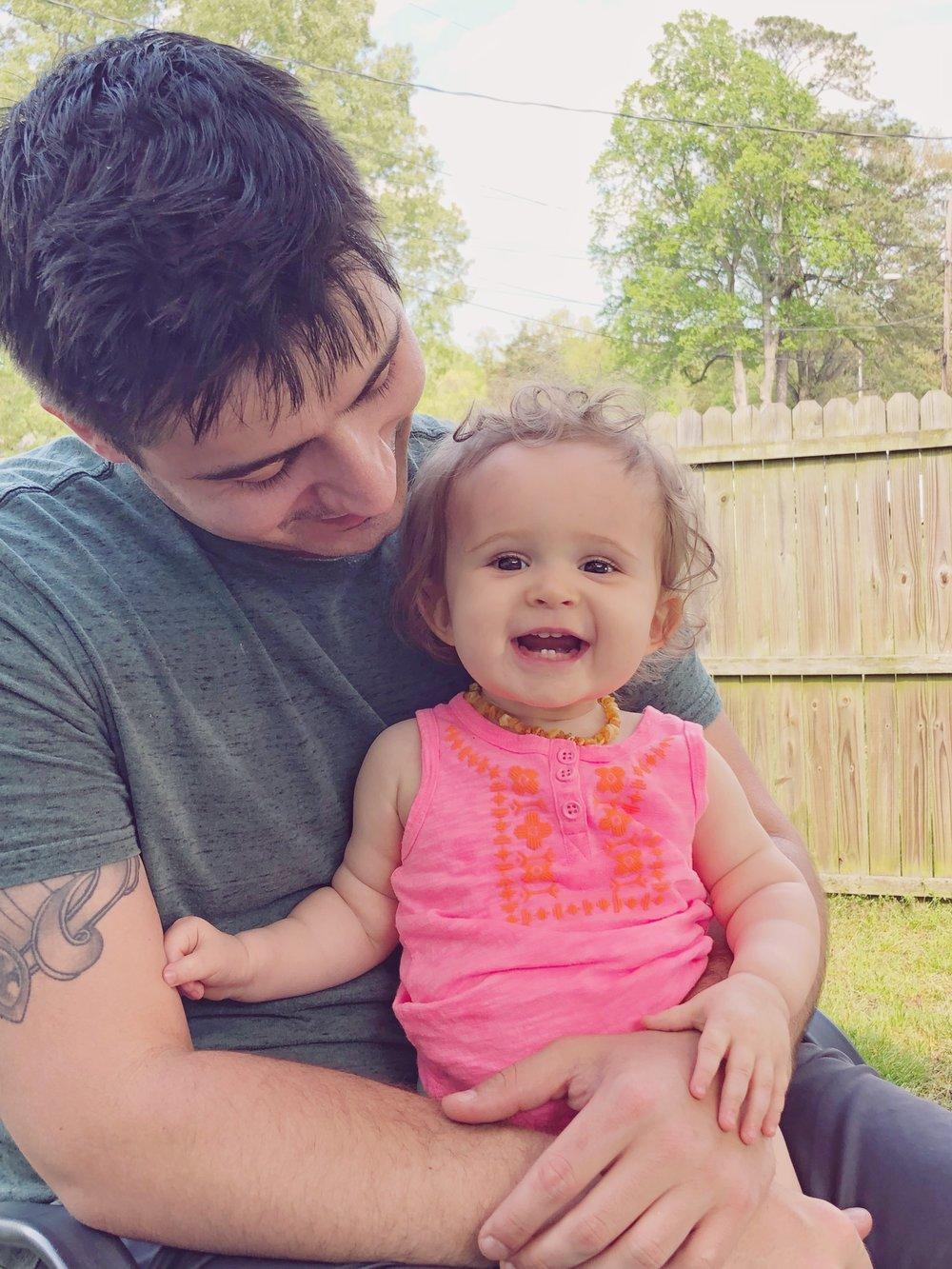 Daddy & Selena ❤️