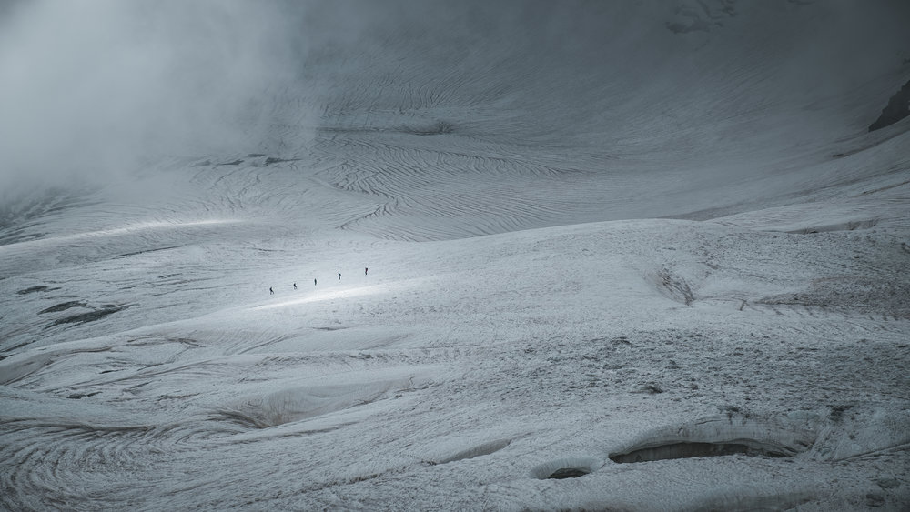 Forni Gletscher | Südtirol, Italien