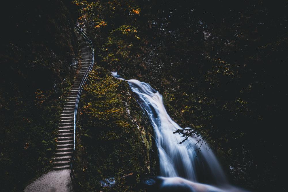 Wasserfälle Allerheiligen | Baden-Württemberg, Deutschland