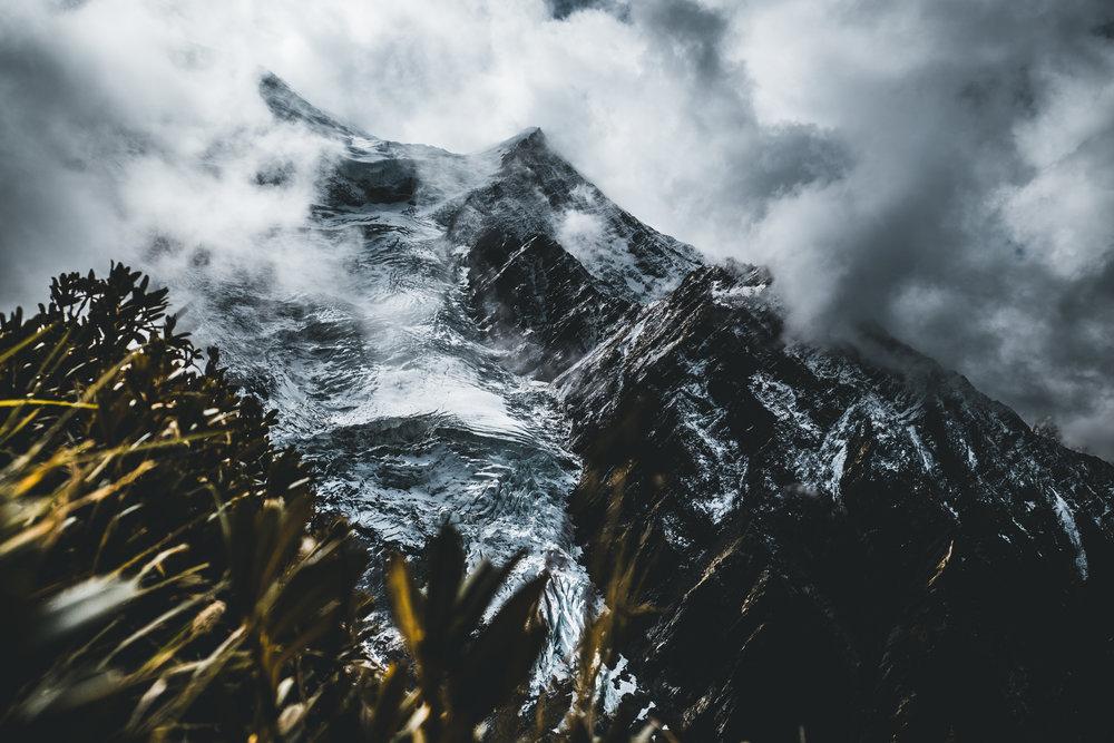 Glacier de Taconnaz | Haute-Savoie, Frankreich