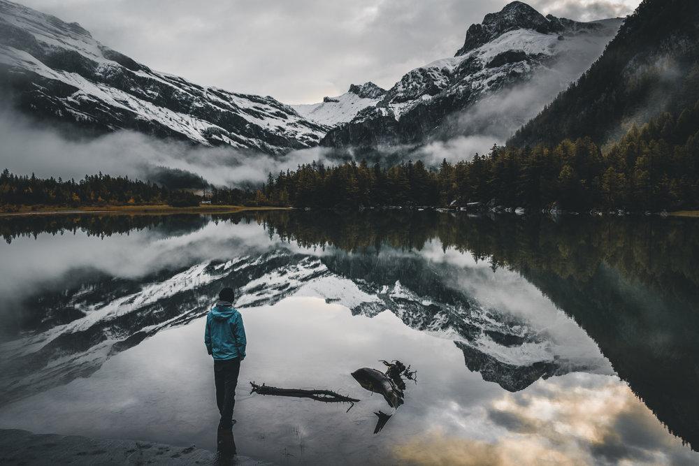Lac Derborence | Wallis, Schweiz