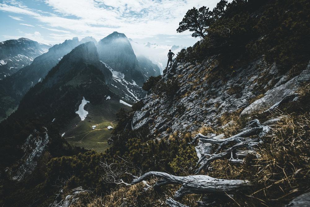 Alp Sigel south ridge | Appenzell, Switzerland