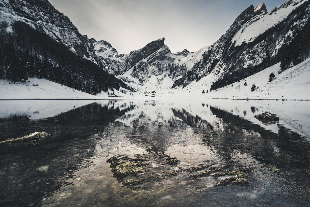Seealpsee | Appenzell, Schweiz