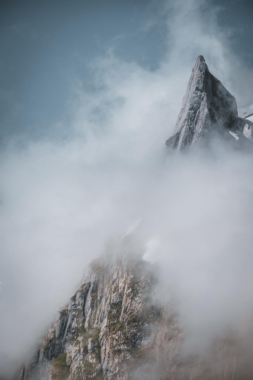 Nadlenspitz | Appenzell, Schweiz