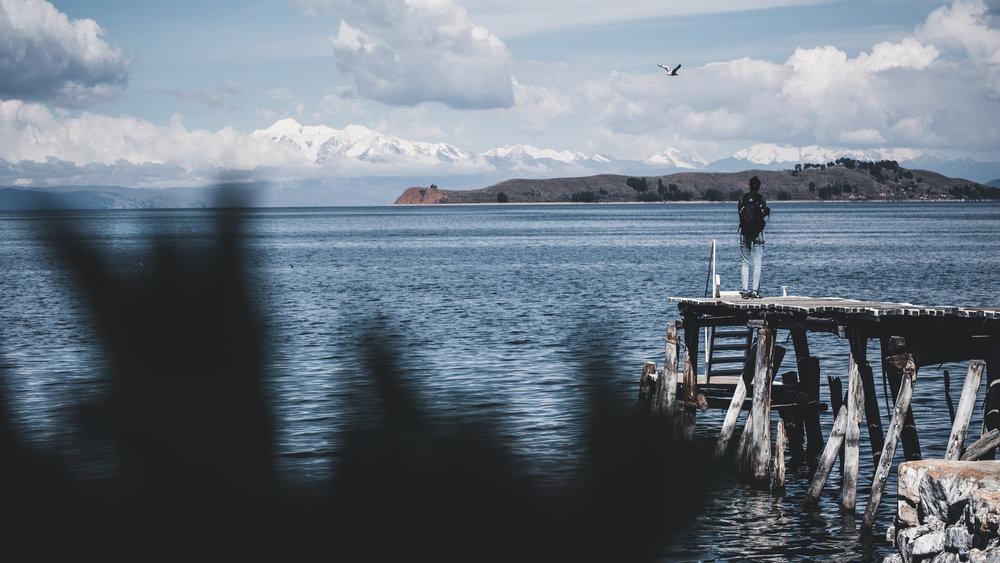 Isla del Sol | Titicaca lake