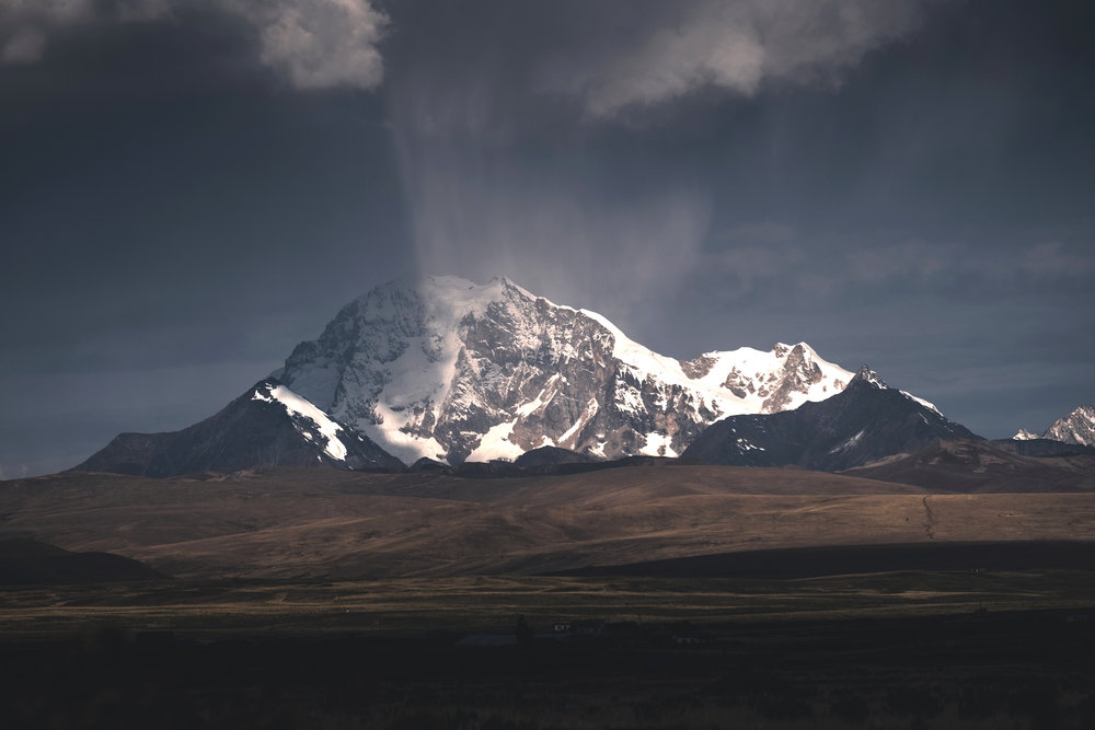 Huayna Potosí 6.088 m | Cordillera Real