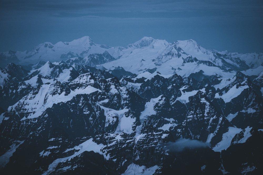 6000 m high peaks of the Cordillera Real | Huayna Potosí