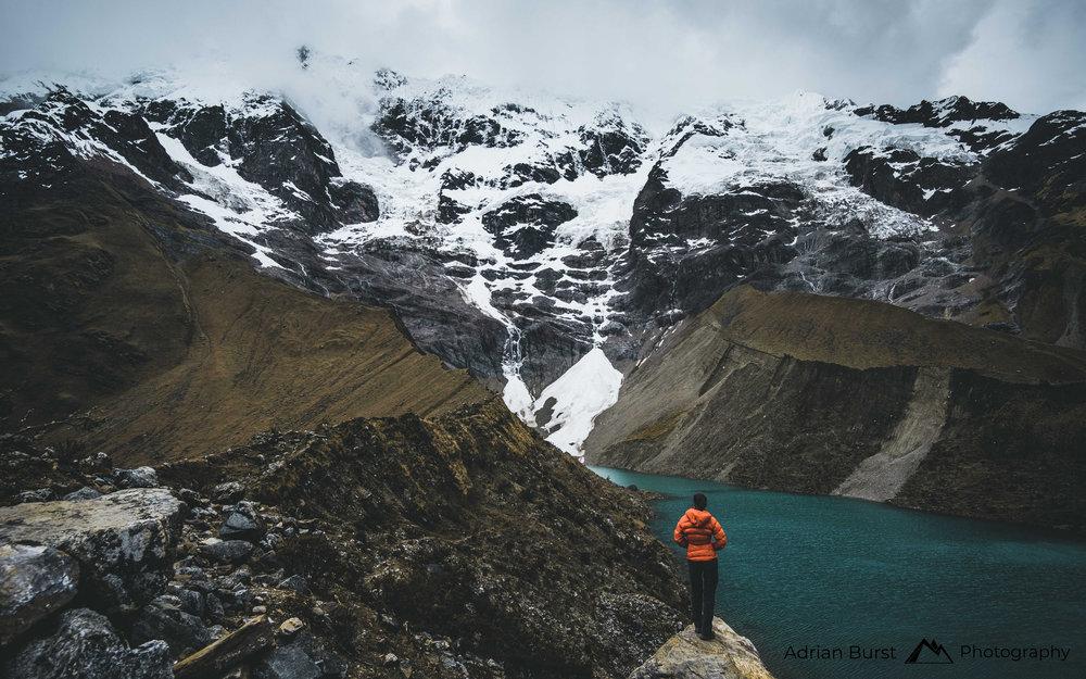 33   Laguna Humantay, Cordillera Vilcabamba