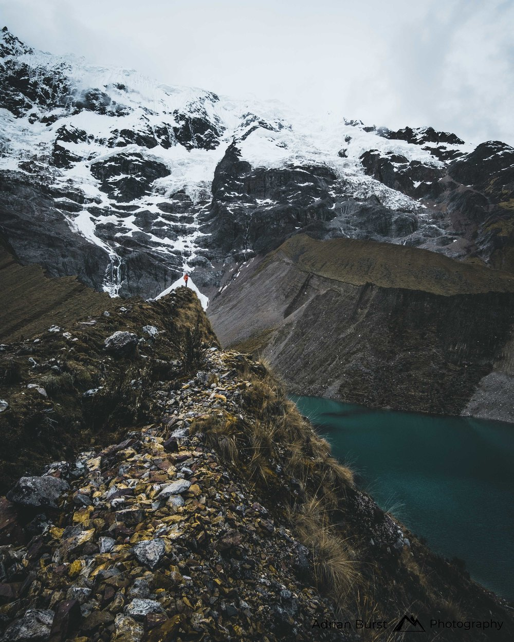 35   Laguna Humantay, Cordillera Vilcabamba