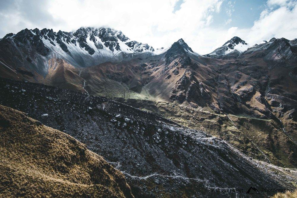 75   Salkantay Trek, Cordillera Vilcabamba