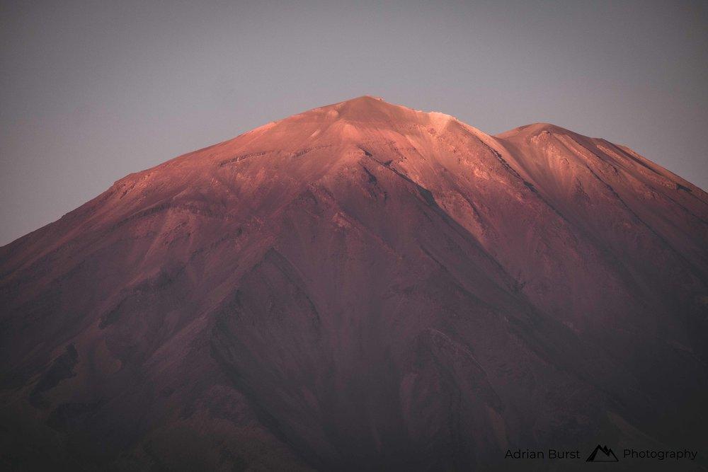 124   Misti, Arequipa