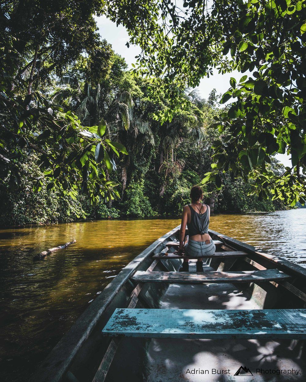170 | Lake Sandoval, Tambopata national reserve