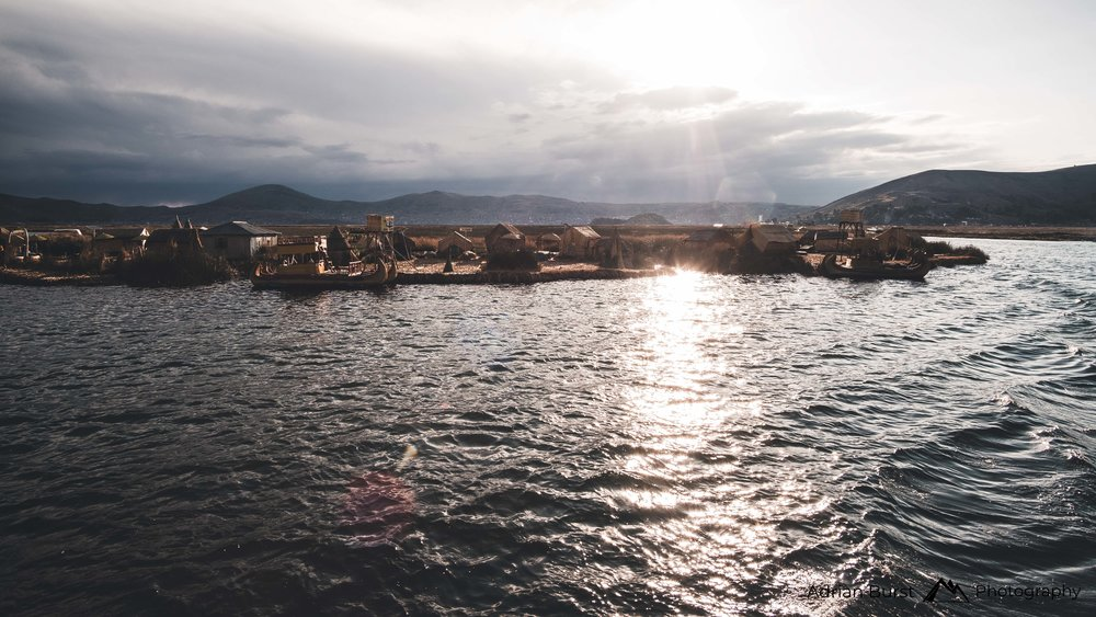 138 | Floating islands, Titicaca lake, Puno