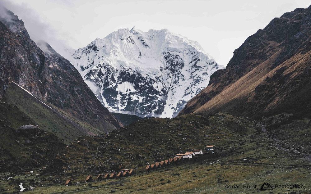 68   Salkantay Trek, Cordillera Vilcabamba