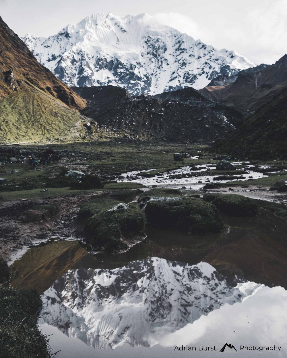 72   Salkantay Trek, Cordillera Vilcabamba