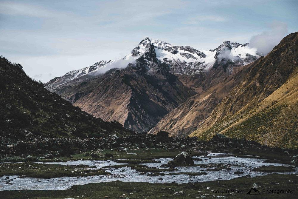 71   Salkantay Trek, Cordillera Vilcabamba