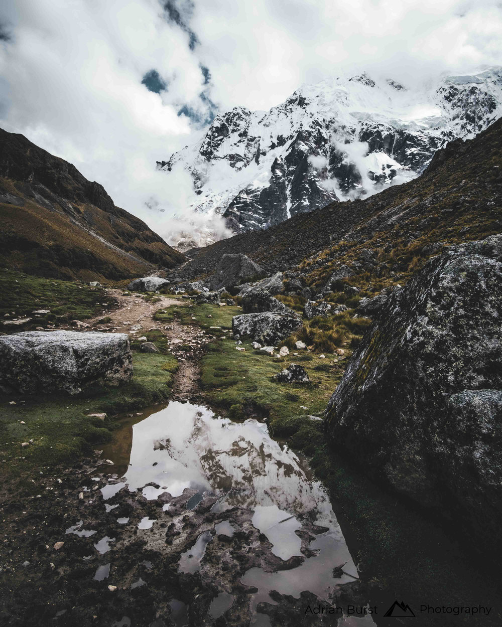 73   Salkantay Trek, Cordillera Vilcabamba