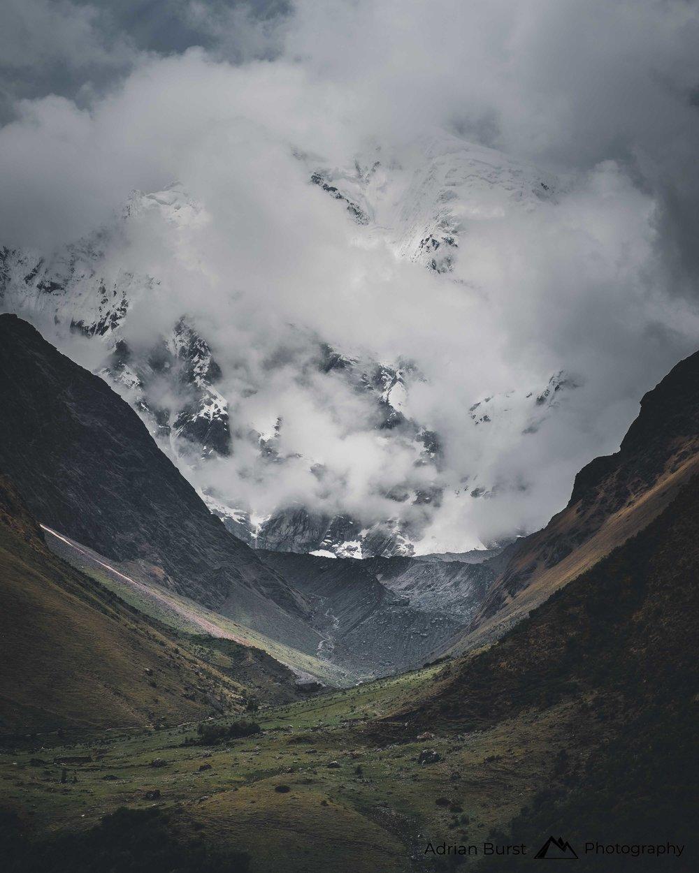 66   Salkantay Trek, Cordillera Vilcabamba