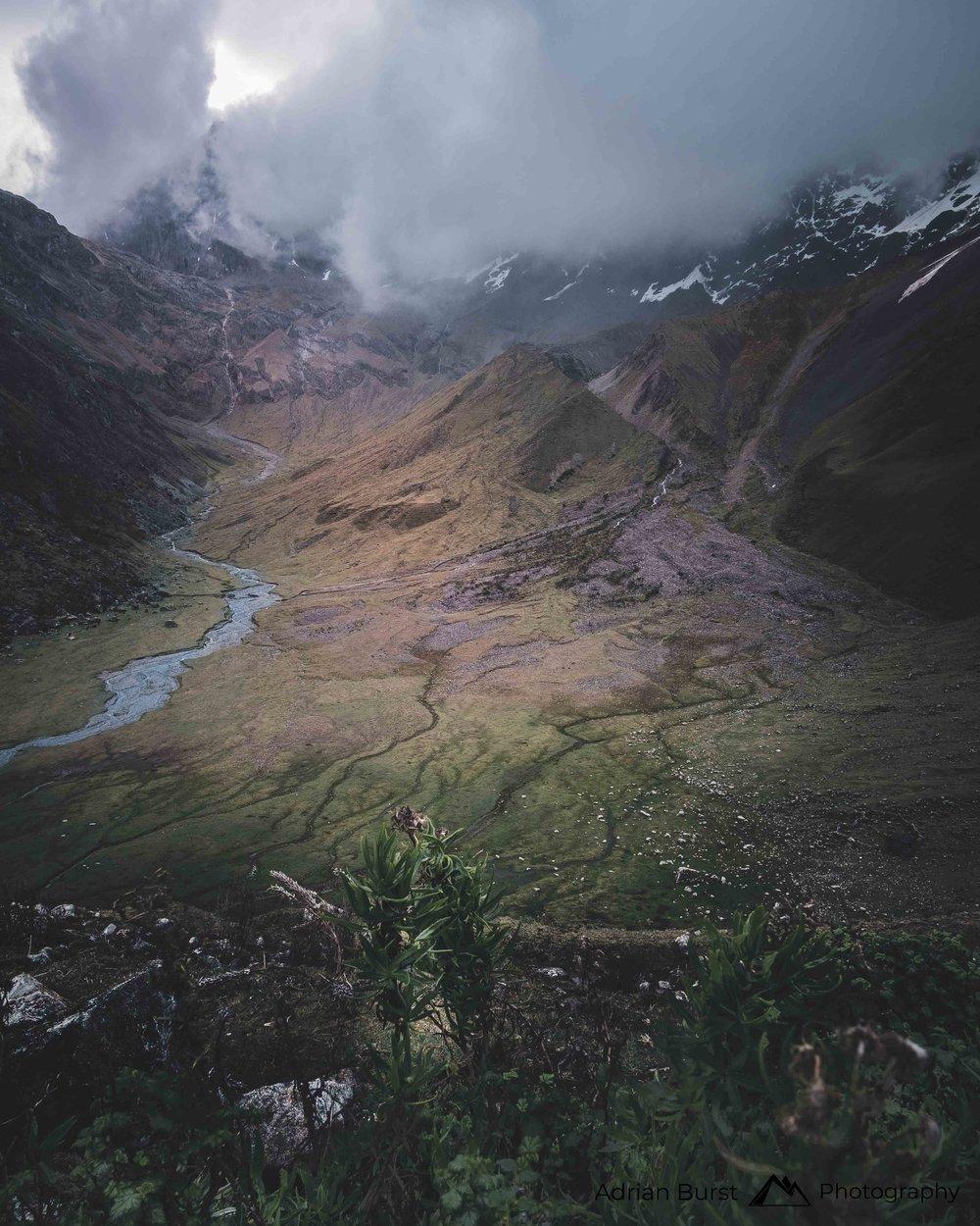 53   Cordillera Vilcabamba