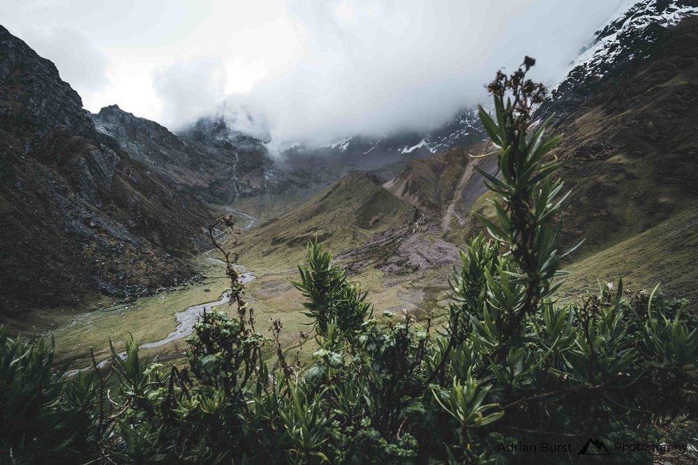 54   Cordillera Vilcabamba