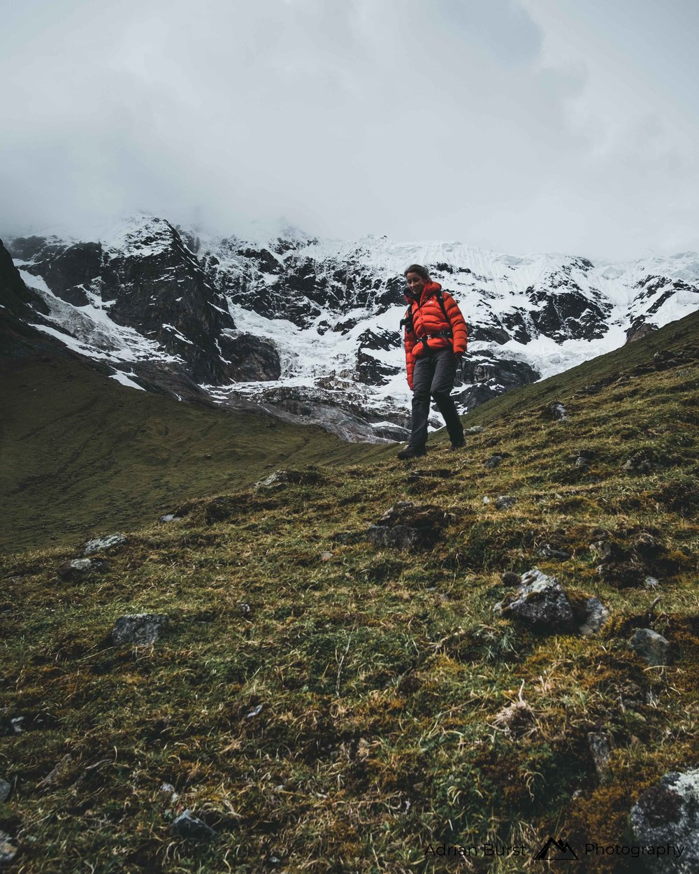 60   Salkantay Trek, Cordillera Vilcabamba