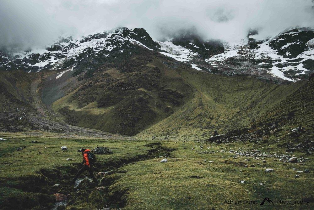 62   Salkantay Trek, Cordillera Vilcabamba