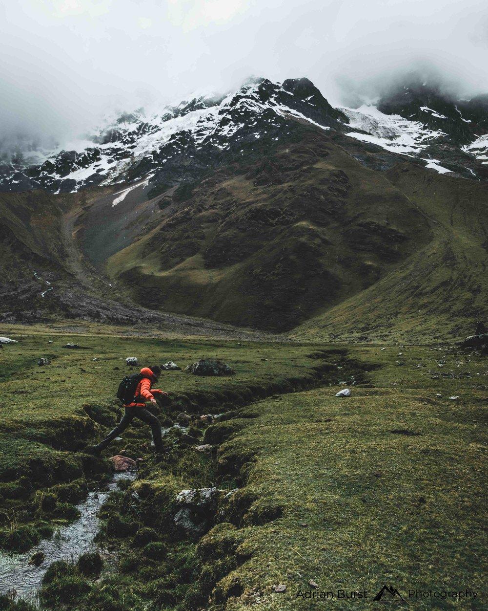 63   Salkantay Trek, Cordillera Vilcabamba