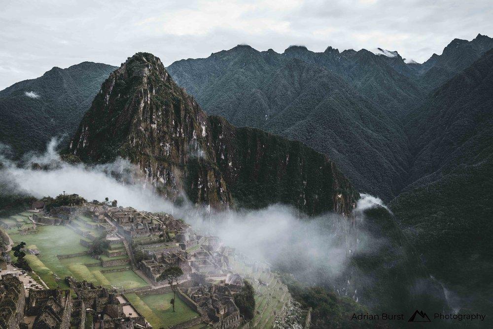 105   Machu Picchu