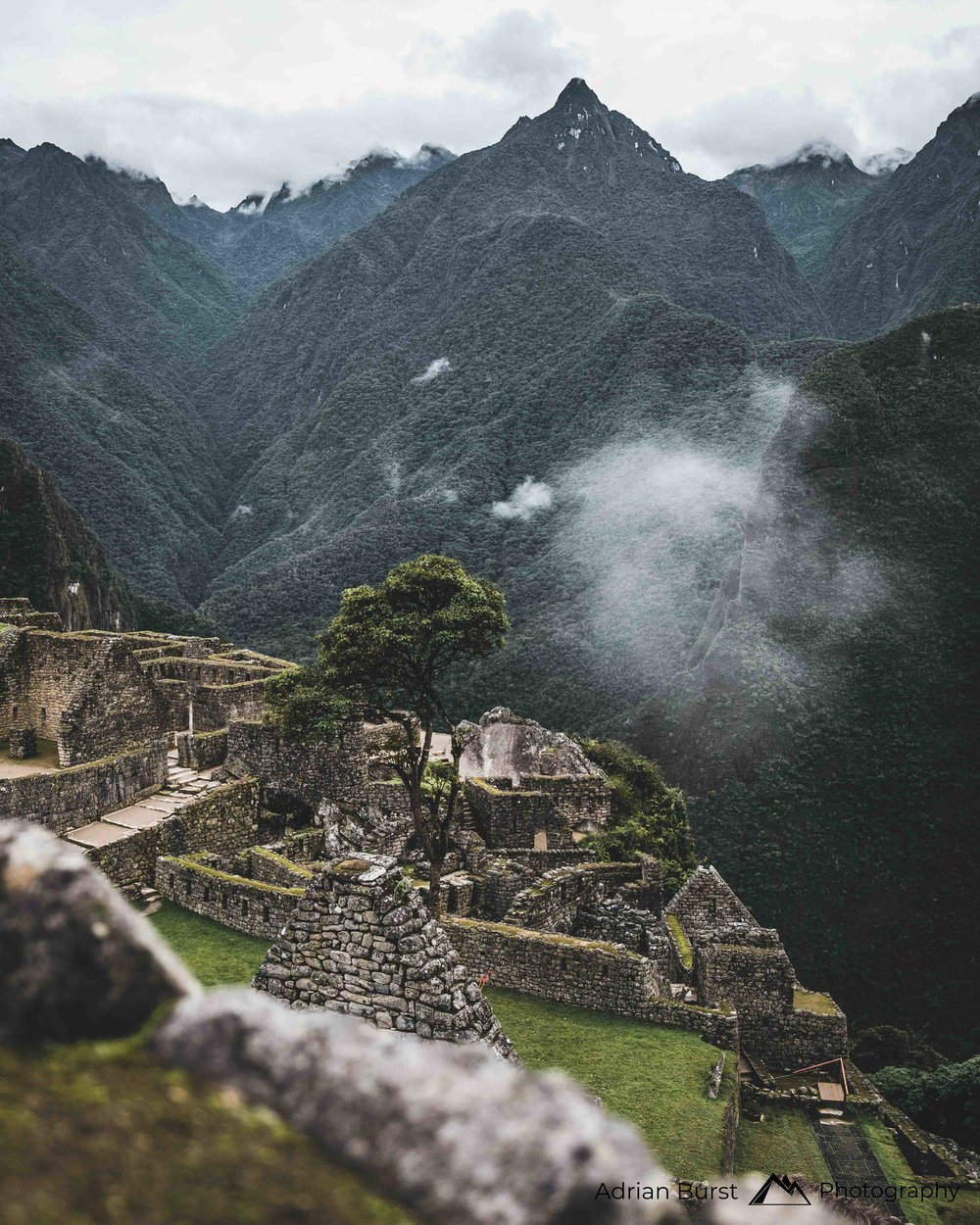107   Machu Picchu