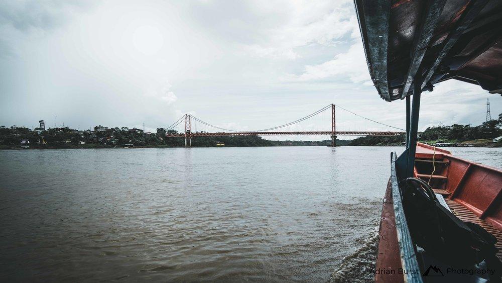 157   Puerto Maldonado, Madre de Dios river
