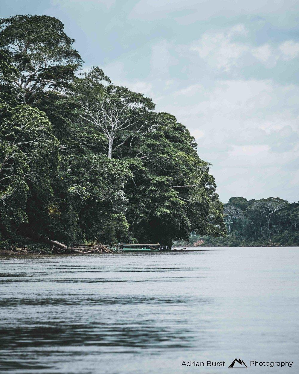158   Madre de Dios river