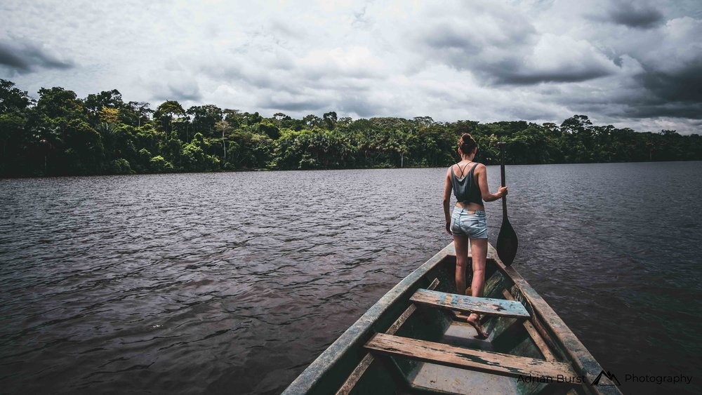 169 | Lake Sandoval, Tambopata national reserve
