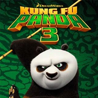Kung Fu Panda 3 // Dreamworks