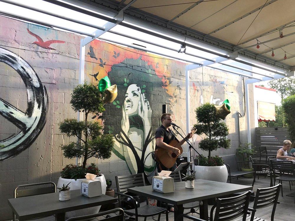 Green Bar & Kitchen