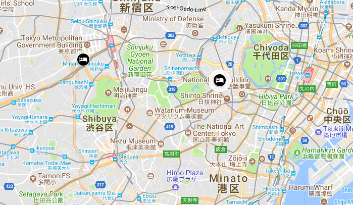 hotellocation