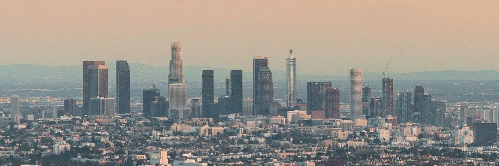 Los Angeles - Presto Change-o! As New Year's confetti started to fall, LA rid the cannabis stigma.