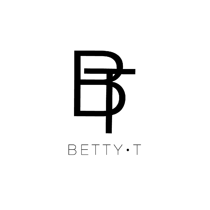 Betty T Logo Design