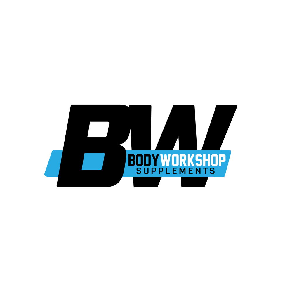 Body Workshop Supplements Logo Design