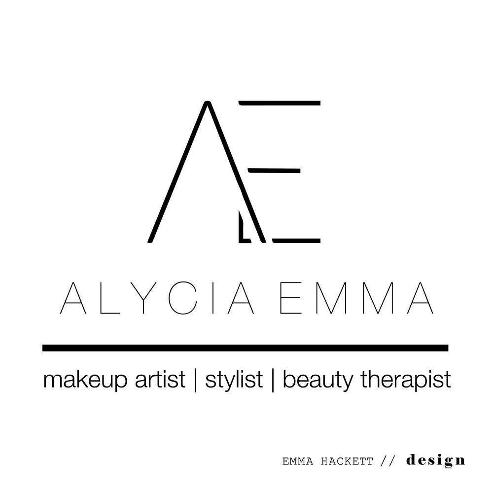 Alycia Emma Logo Design