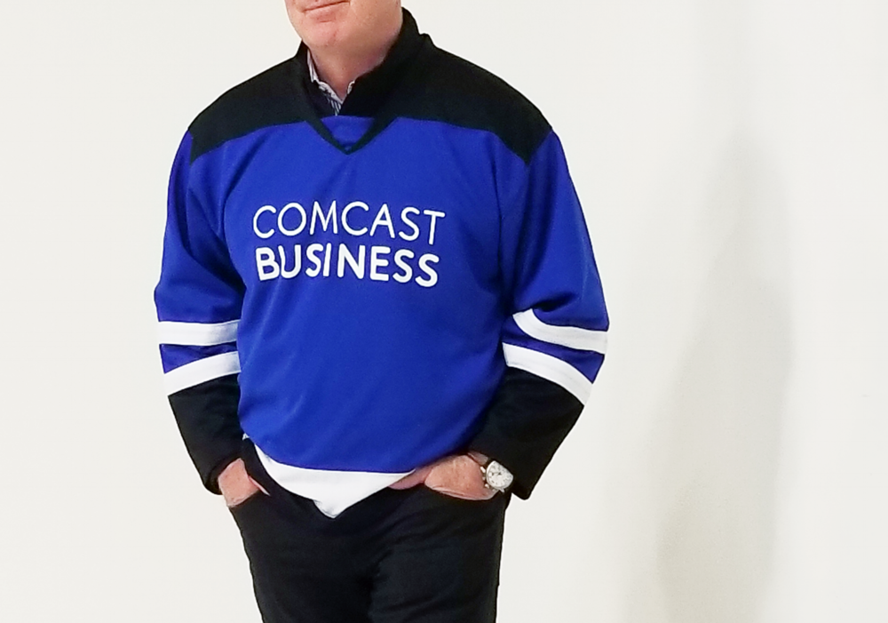 Comcast Hockey Jersey