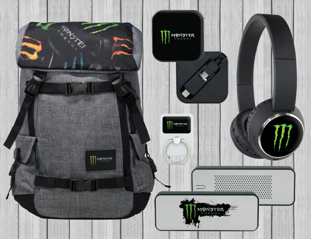 Monster Welcome Kit