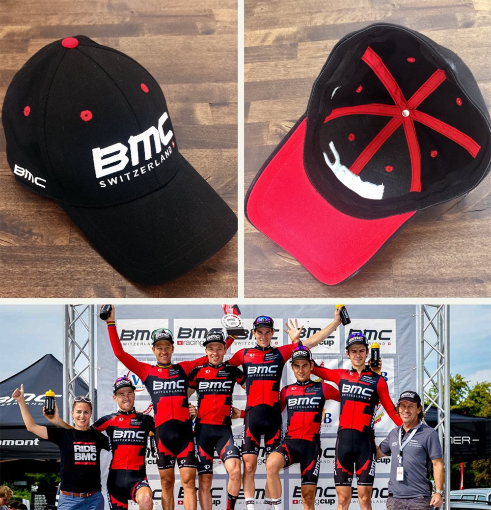 BMC Racing Cap