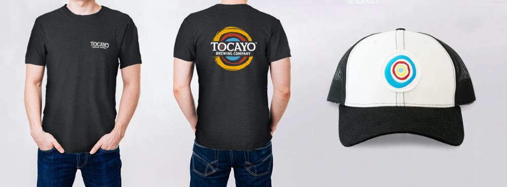 Tocayo Cap & T-Shirt