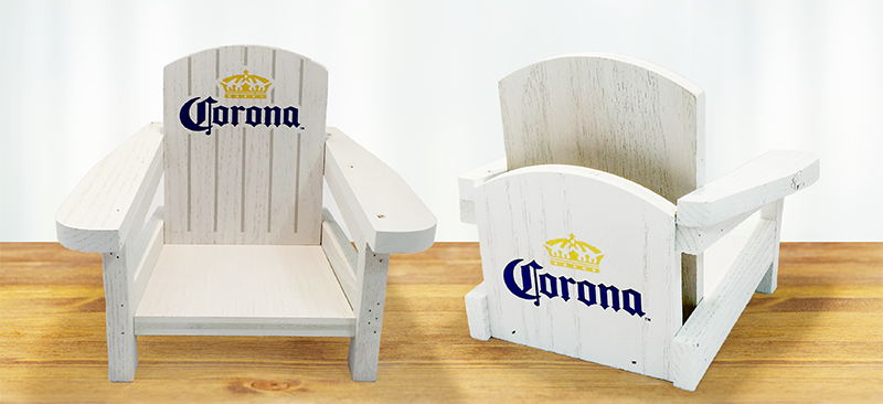 Corona Adirondack Chair Napkin Caddy