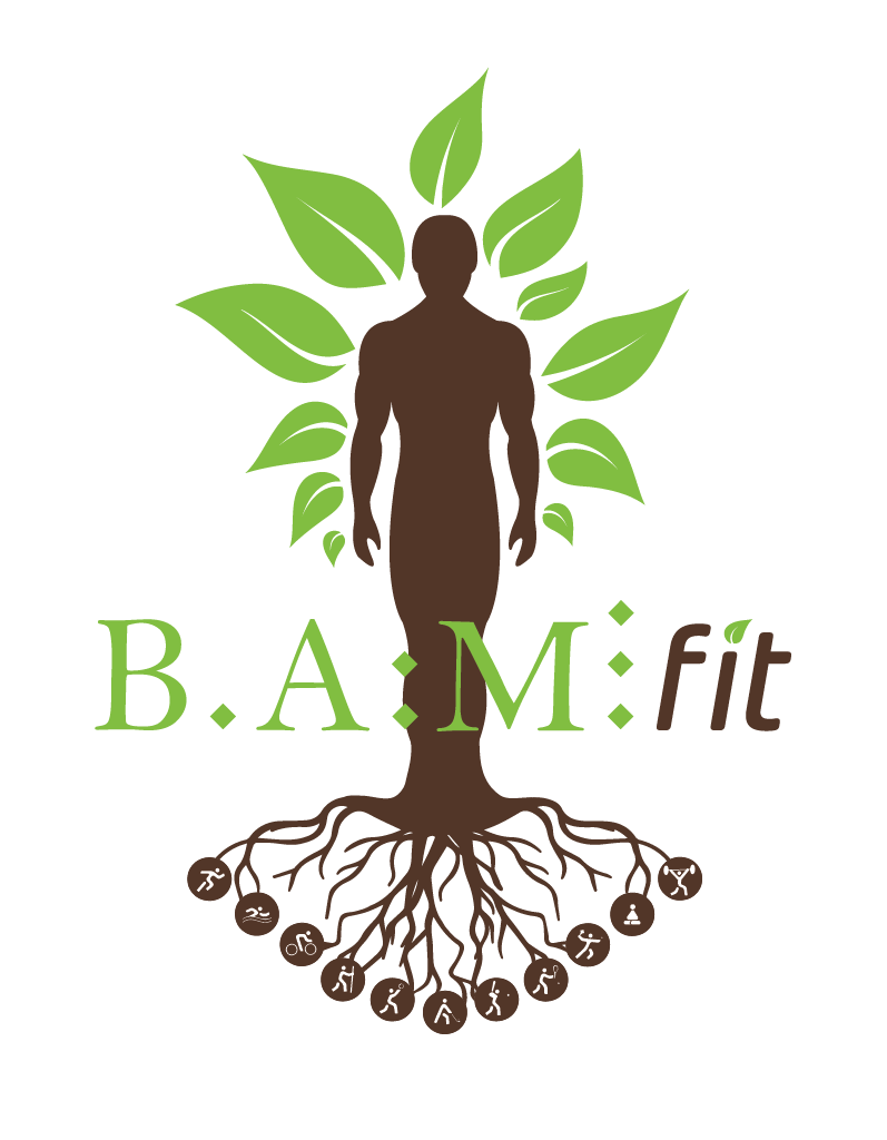 BAM Fit Logo