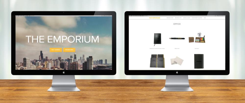 The Emporium E-Store