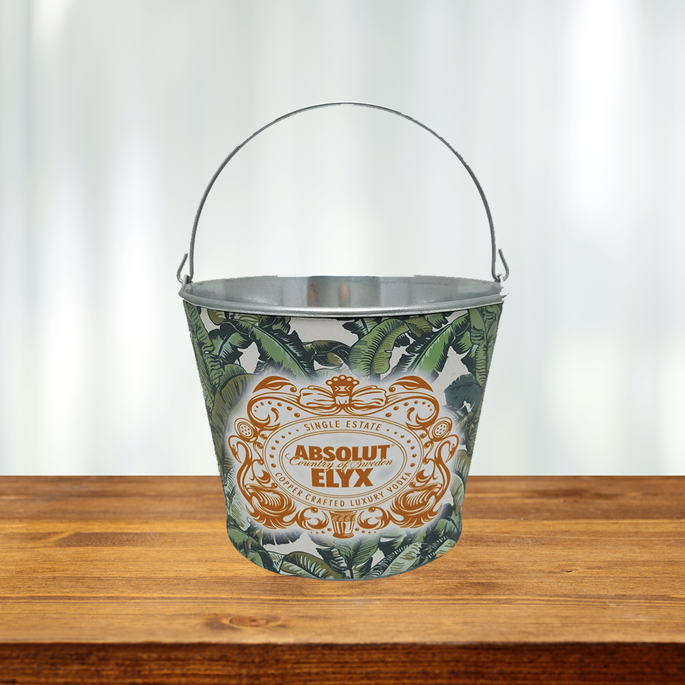 Absolut Elyx 5QT Party Bucket