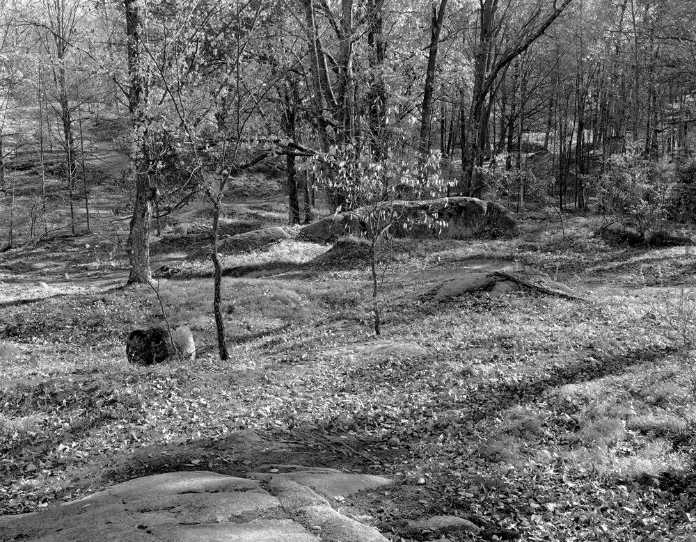 Tigerton Dells, Embarrass River (WI) Outcrops #2, October 2012
