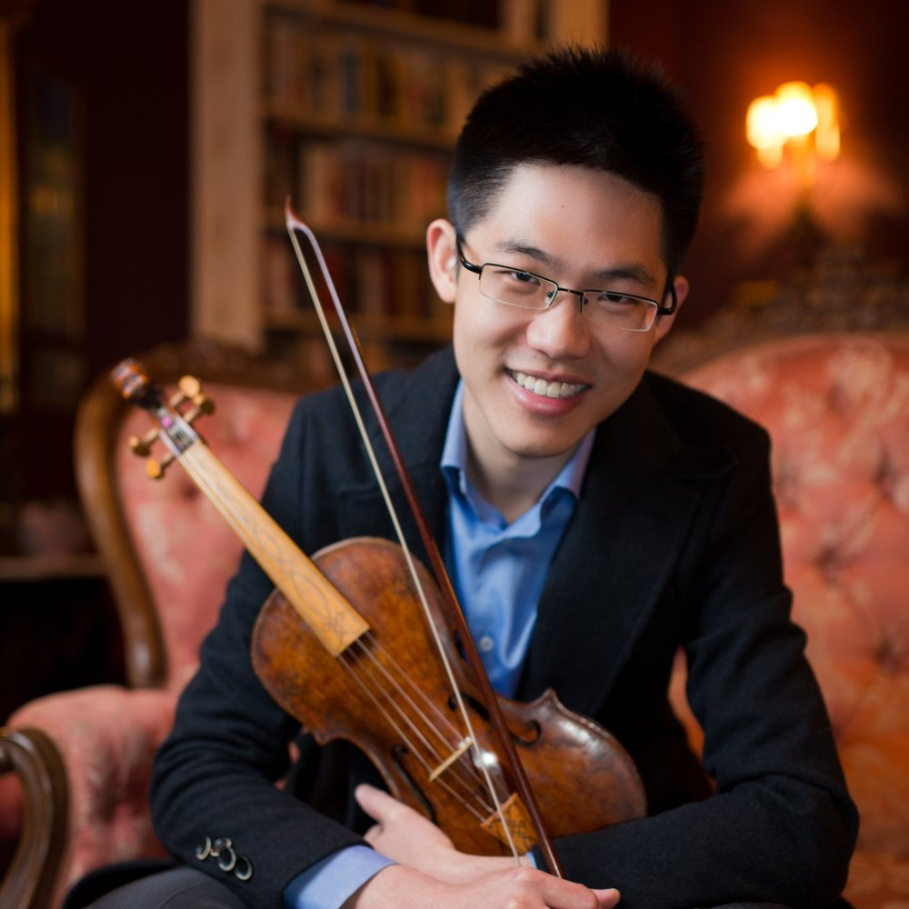 Alan CHOO - Violin, Founder & Director