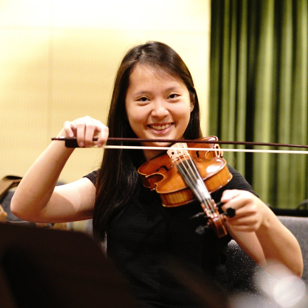 Placida HO - Violin